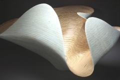 "HYDRA - 2003 49"" h x 45"" w x 23"" d Laminated plywood, acrylic Available"