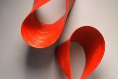 "Red-Arcs-U-Mich - ""Red Loop"", ""Red Arcs"" 2007 University of Michigan Cardiovascular Center Ann Arbor, MI"
